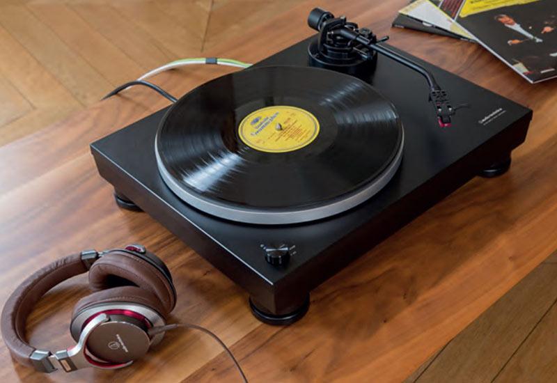 Platine vinyle Audio Technica