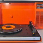 Tourne disque Philips