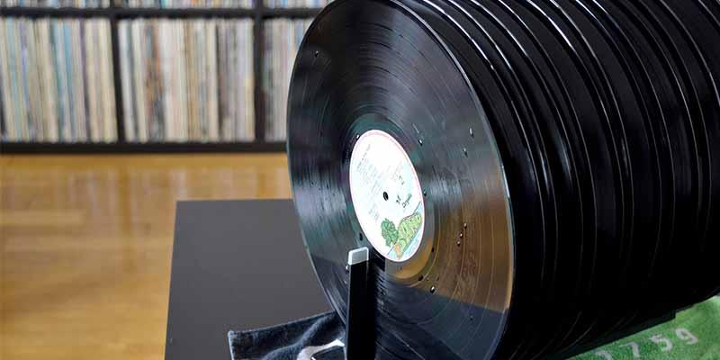 nettoyer vinyle
