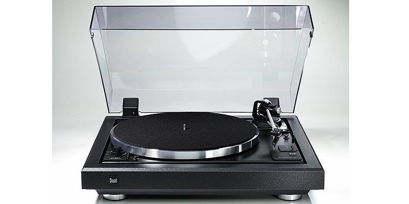platine vinyle Dual