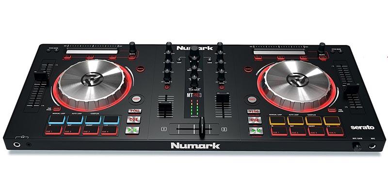 Numark Mixtrack Pro 3