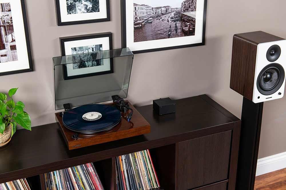 meilleur-Enceinte pour platine vinyle