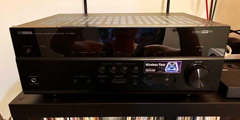 Yamaha RX V685