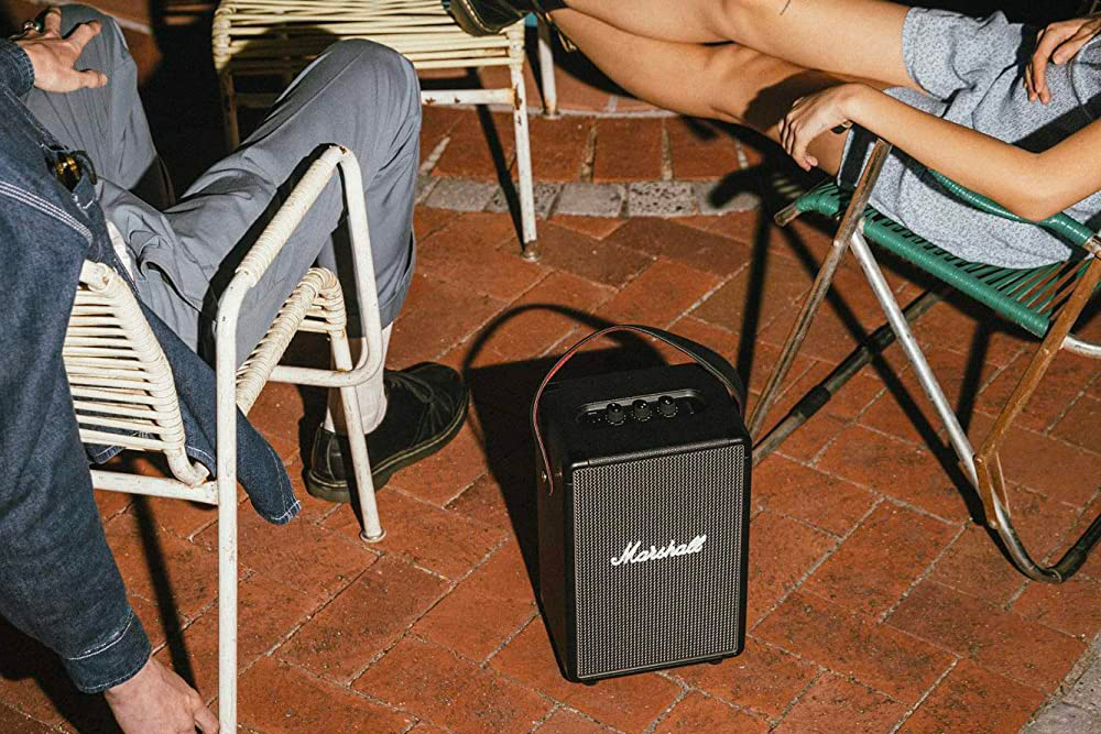 Marshall Tufton enceinte bluetooth