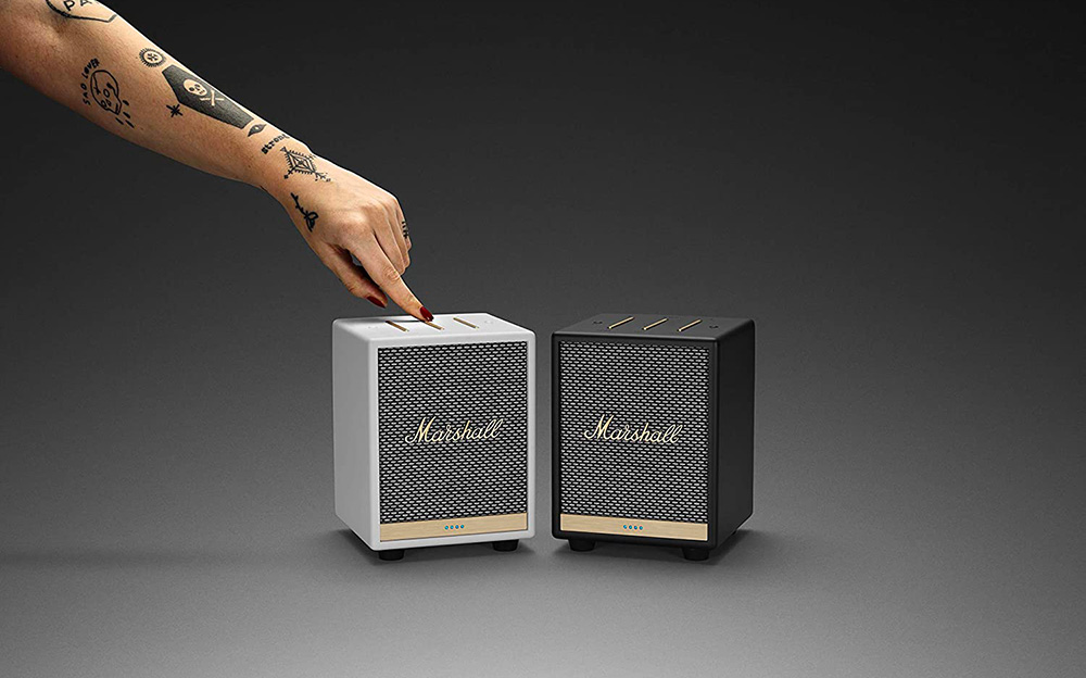 meilleur enceinte bluetooth marshall Uxbridge